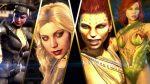 Mulher-Gato, Hera Venenosa e Mulher-Leopardo surgem jogáveis em novo trailer de Injustice 2
