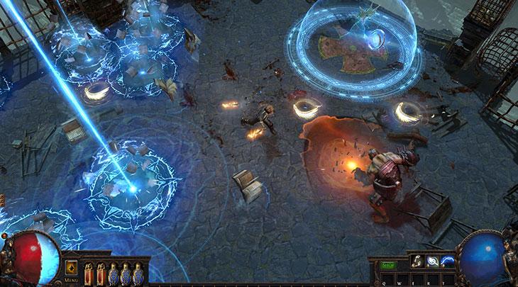 Path of Exile chega em dezembro para PS4