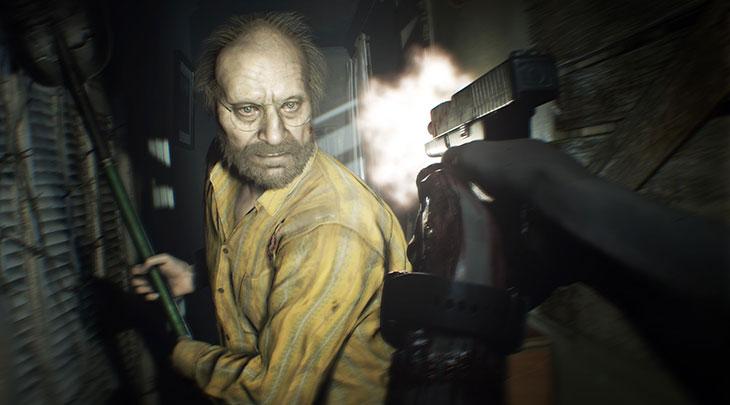 Resident Evil 7 já vendeu mais de 4,1 milhões de cópias