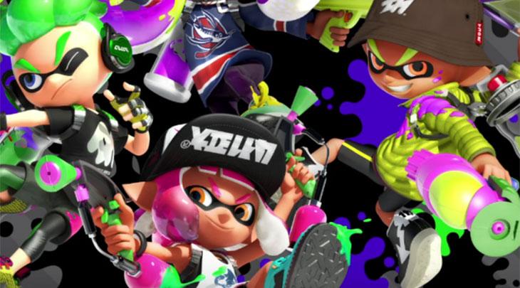 Em apenas três dias, Splatoon 2 tornou-se o jogo mais vendido do Switch no Japão