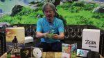 Nintendo faz unboxing da edição limitada de Zelda: Breath of the Wild