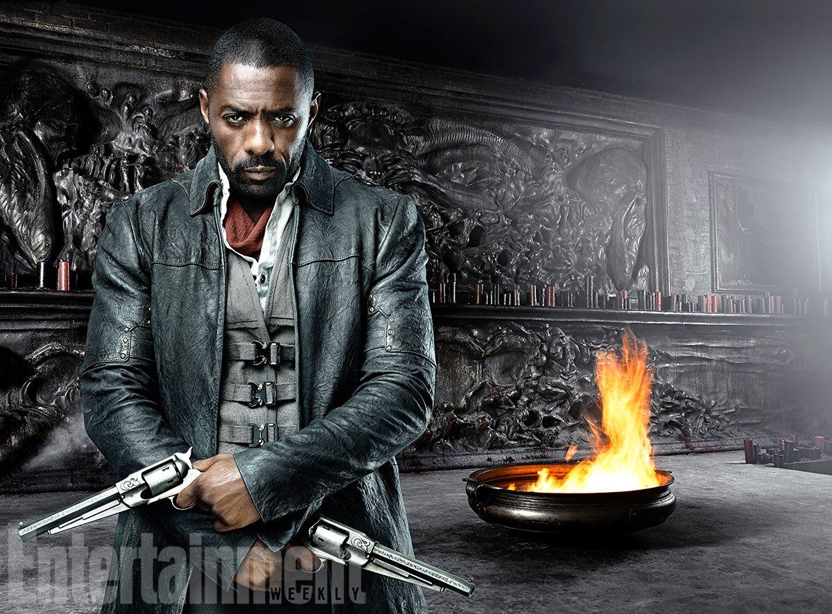 A Torre Negra - Idris Elba