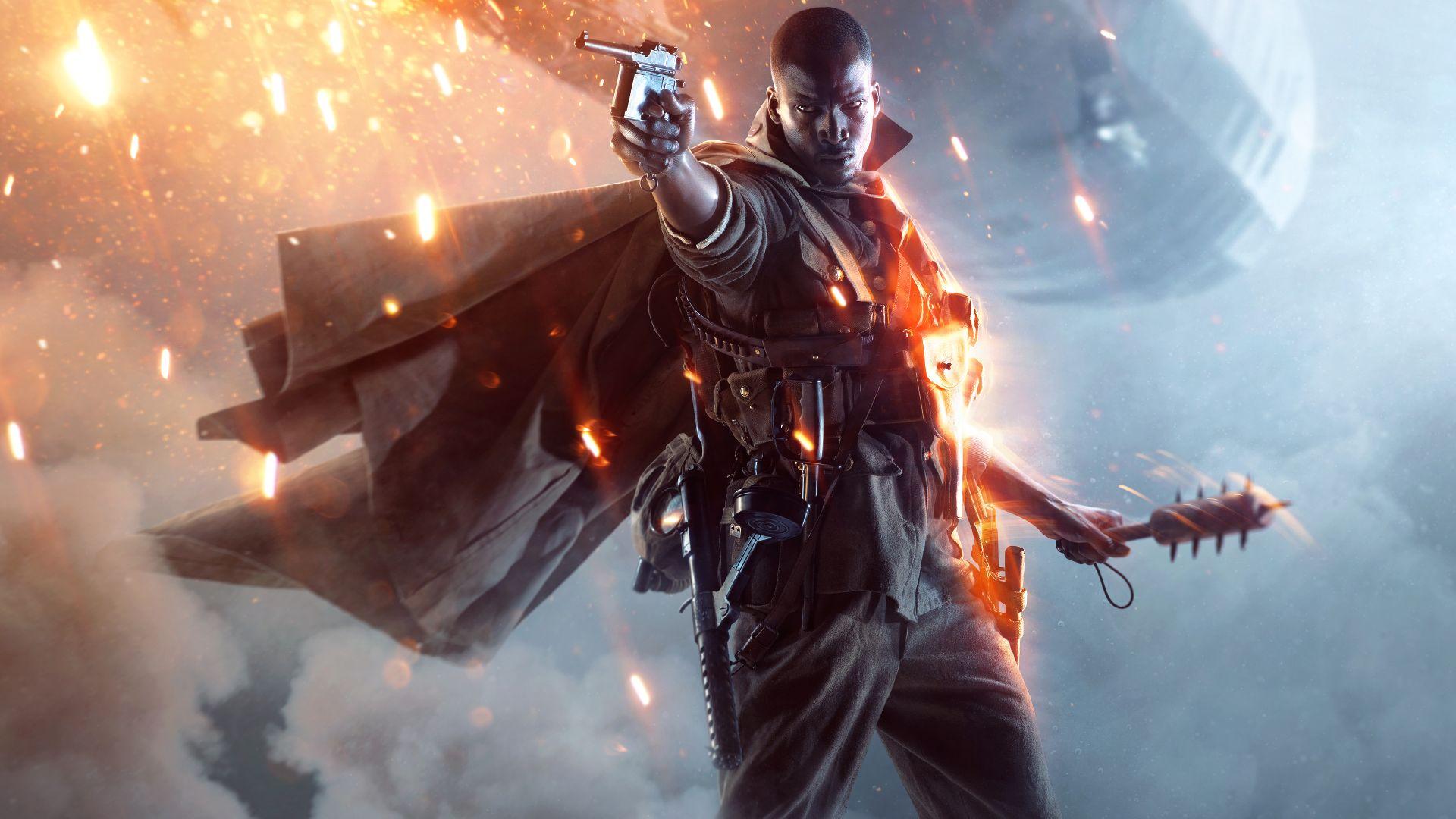 Battlefield 1 - KeyArt