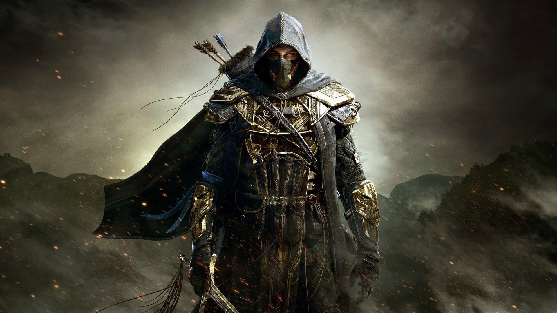 Elder Scrolls Online - KeyArt Screenshot