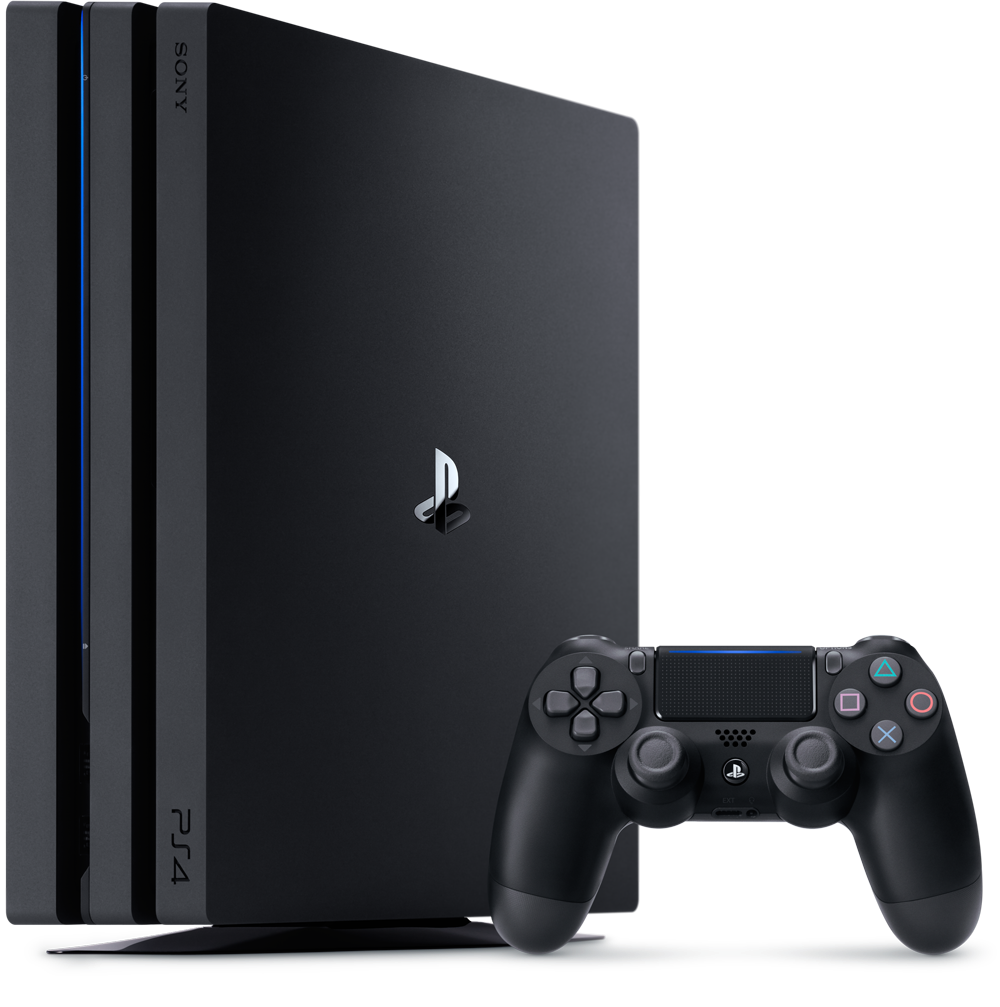 PlayStation 4 PRO - Foto do console