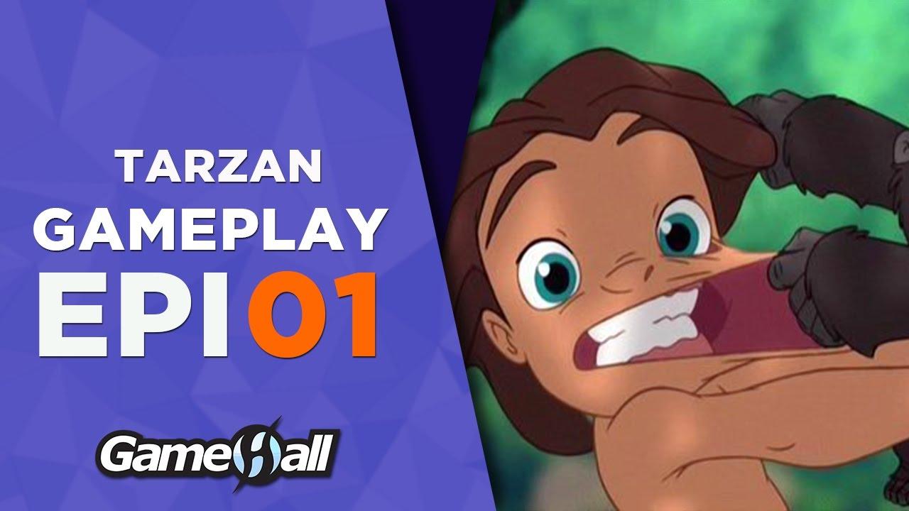 Tarzan - Vídeo Screen Canal 01