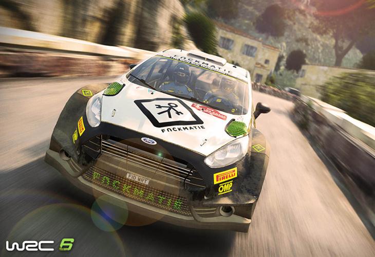 WRC6 - Imagem Index