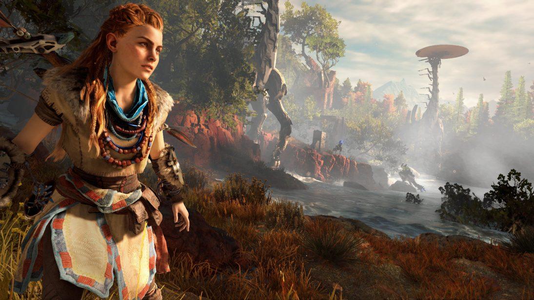 Horizon Zero Dawn chegará ao PC em 2020, afirma site