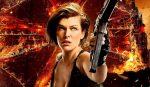 'Resident Evil 6: O Capítulo Final' é o filme de maior sucesso da franquia
