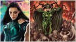 Conheça Hela, a deusa asgardiana da morte que quebrou o martelo de Thor!