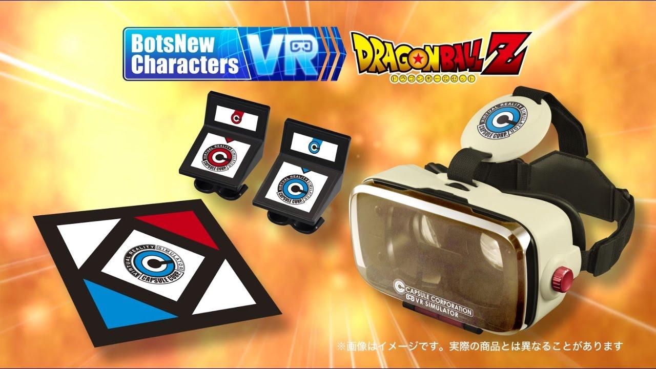 Dragon Ball Z - Óculos de Realidade Virtual
