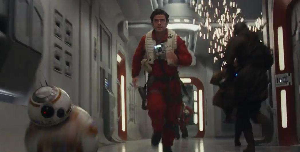 Star Wars - Os Últimos Jedi - Imagem do Trailer