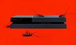 PlayStation 4 é a moradia favorita de baratas, dizem técnicos de reparos