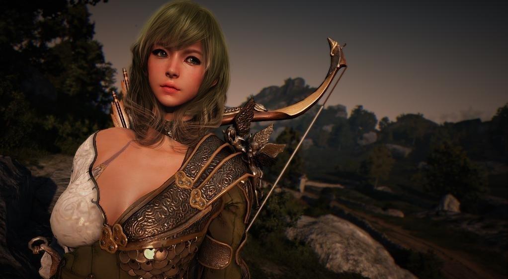 Black Desert - Woman Ranger
