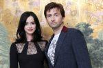 Krysten Ritter e David Tennant, de 'Jessica Jones', atuarão juntos em novo filme