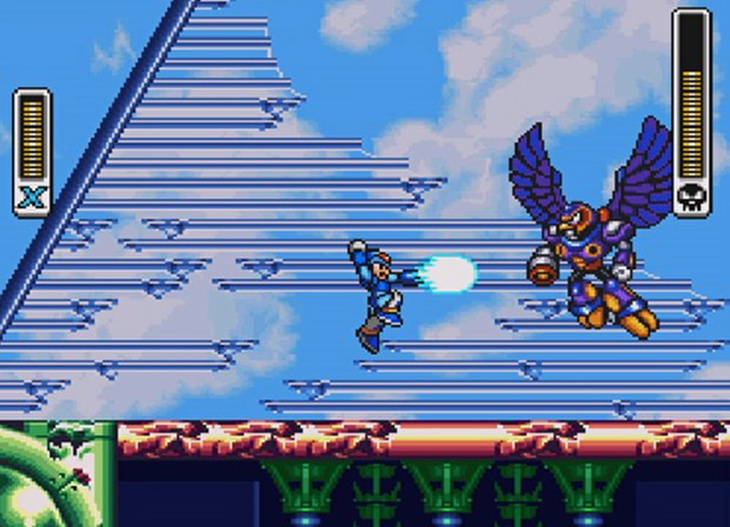 Mega Man X - Storm Eagle