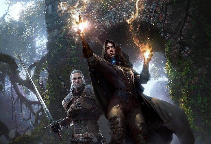 The Witcher 3 - Imagem