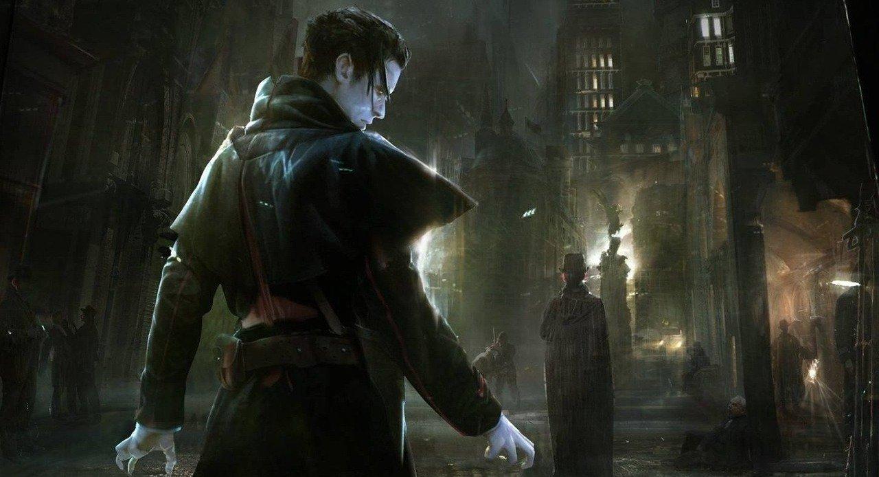 Vampyr KeyArt