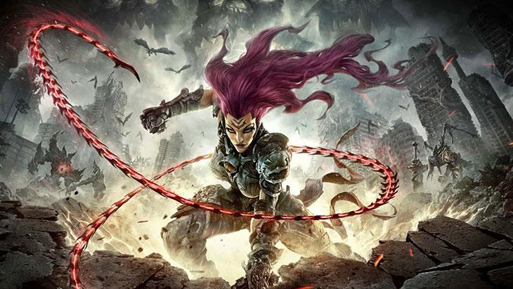 Darksiders 3 recebe novo trailer apresentando mais da jogabilidade