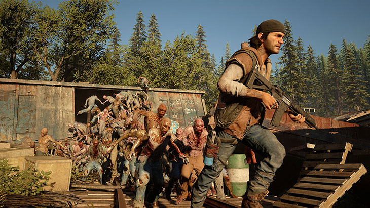 Days Gone rodará em 4K não nativo e 30 fps no PS4 Pro