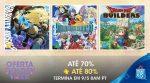 Diversos games japoneses com desconto na PS Store até o dia 9 de maio