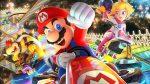 Switch e Mario Kart 8 Deluxe foram respectivamente o console e jogo mais vendidos nos EUA em abril