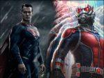 Homem-Formiga pode derrotar Superman, segundo físico quântico