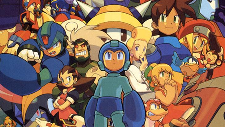 10 fatos interessantes a respeito da série Mega Man