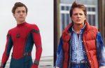 """Homem-Aranha: De Volta ao Lar - """"Quero ser o Marty McFly dessa geração"""", diz Tom Holland"""