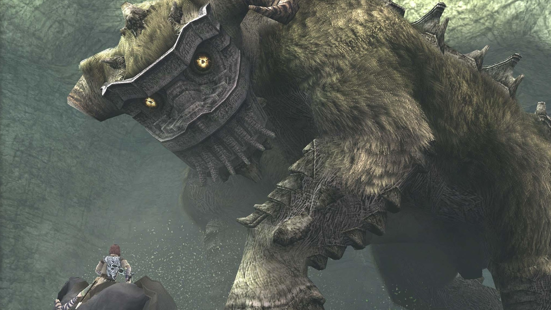 Shadow of The Colossus - Screenshot