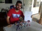 Estudante apresenta TCC de Administração sobre Cavaleiros do Zodíaco