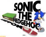 Sega anuncia tênis do Sonic para comemorar aniversário do ouriço