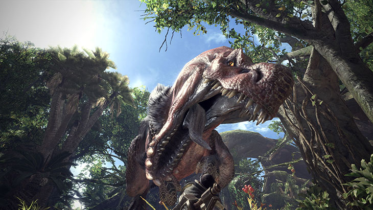 Monster Hunter: World terá beta de 9 a 12 de dezembro no PS4