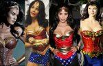 Mulher-Maravilha - Confira algumas celebridades que já usaram a roupa da Amazona!