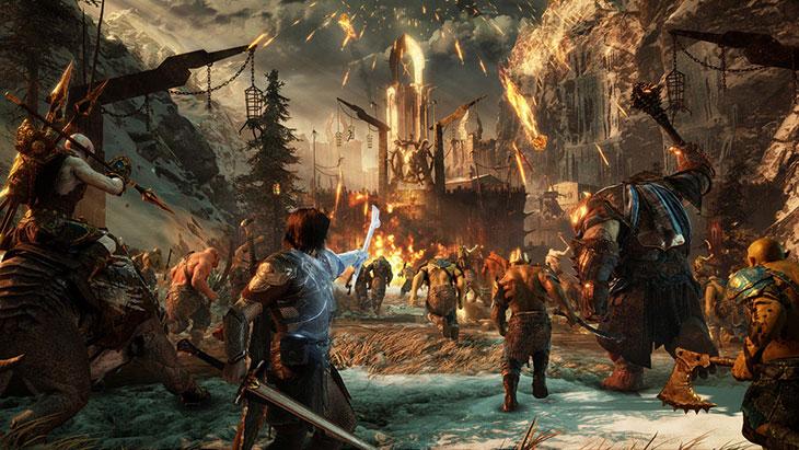 Nvidia dará Terra-média: Sombras da Guerra a quem comprar uma GeForce GTX 1080 ou 1080 Ti