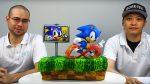 Sonic ganha incrível estátua de colecionador em comemoração aos seus 25 anos
