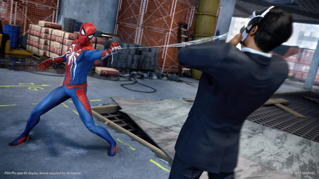 Spider-Man para PS4 lança suas teias por Nova Iorque em novo vídeo com gameplay