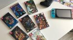 Jogador desenvolve belas capas para jogos digitais de Switch