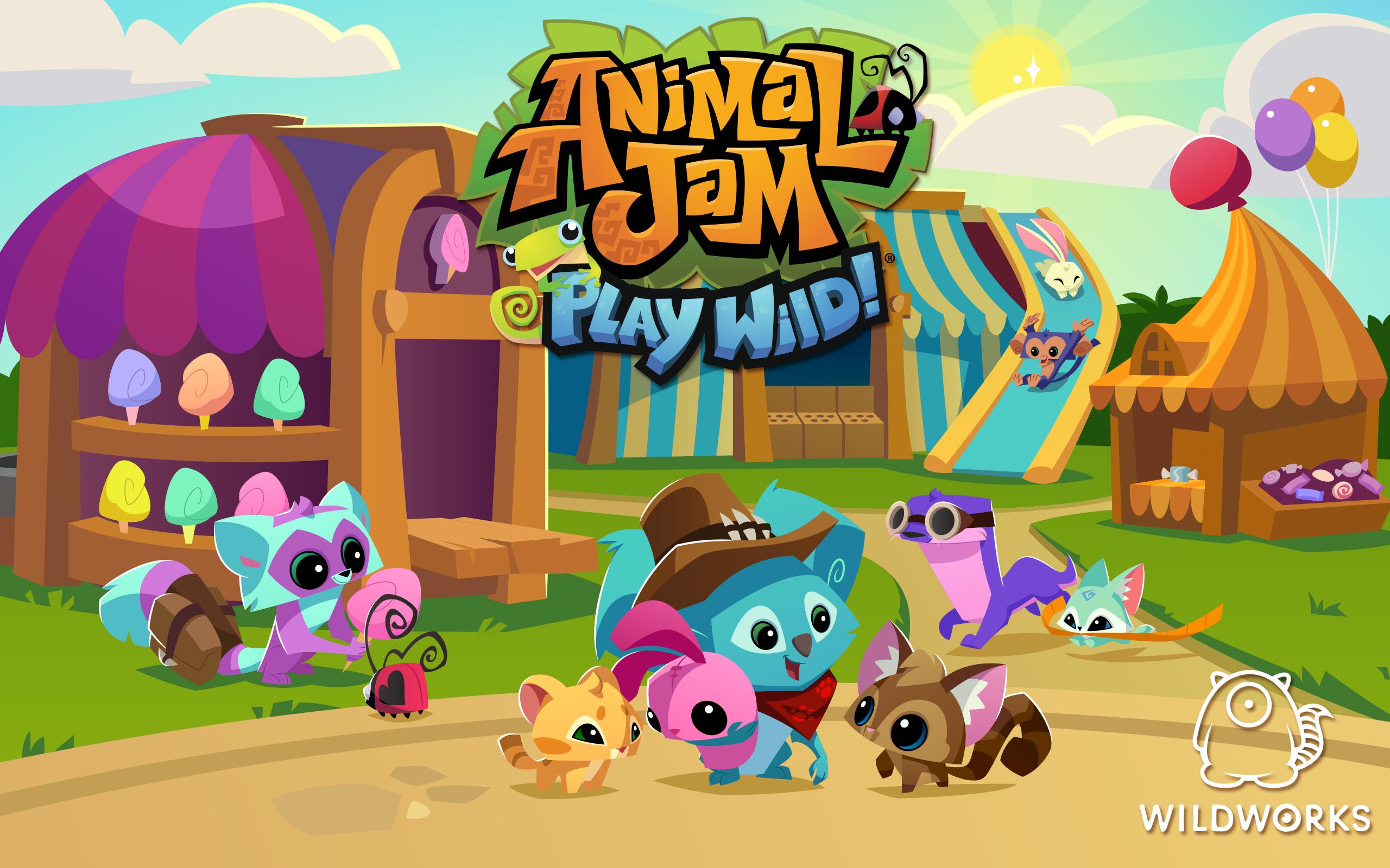 Animal Jam - Play Wild