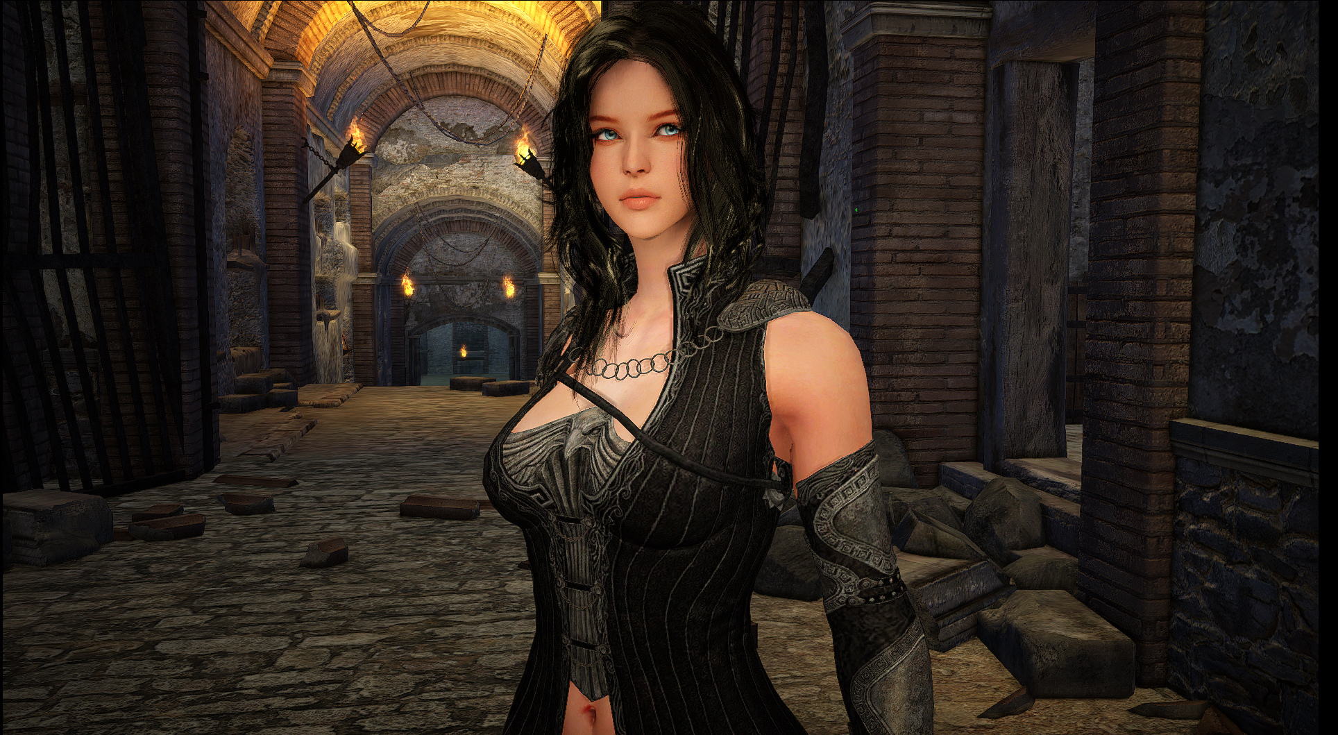 Black Desert - Sorcerer Screen