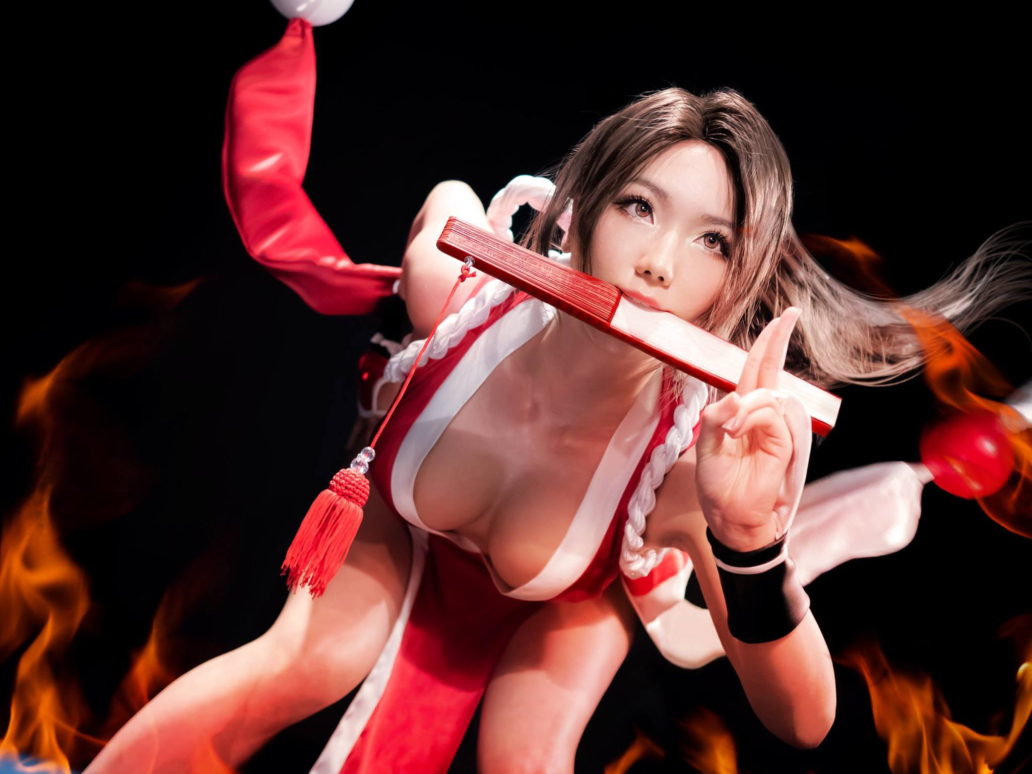 Cosplay da Mai Shiranui - 01
