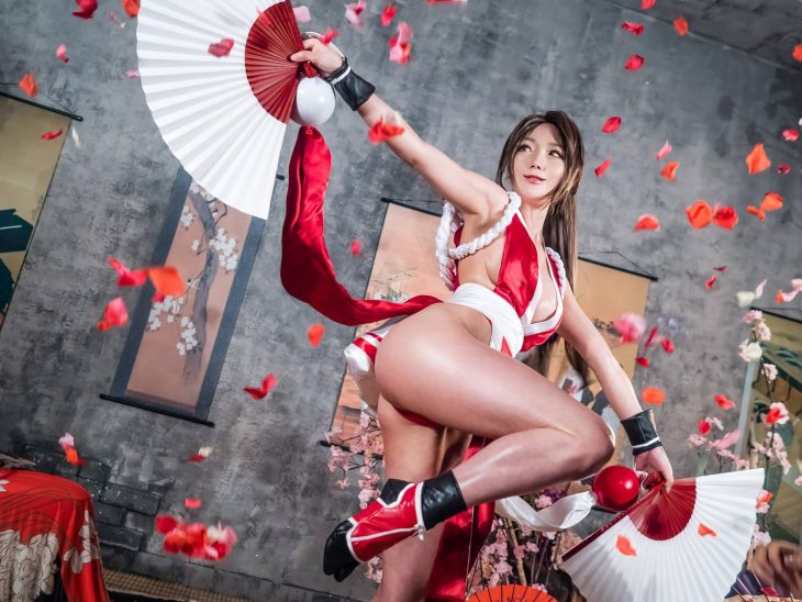 Cosplay da Mai Shiranui - 02