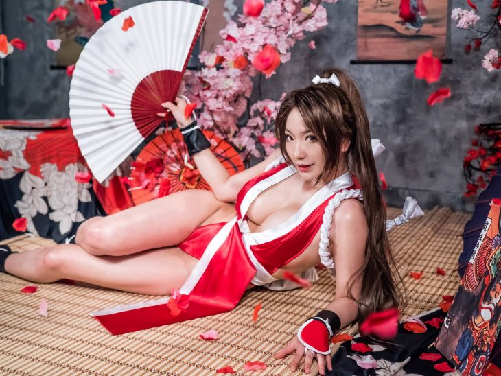 Cosplay da Mai Shiranui - 03