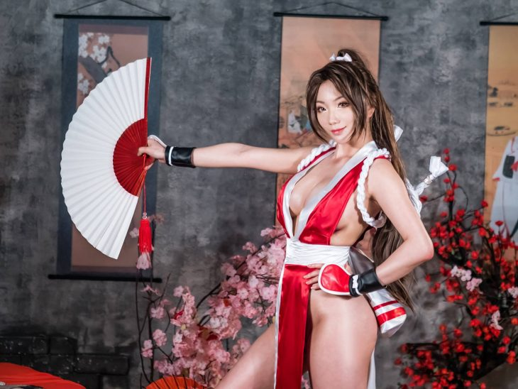Cosplay da Mai Shiranui - 05