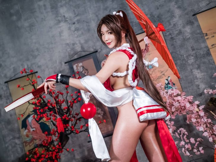 Cosplay da Mai Shiranui - 06