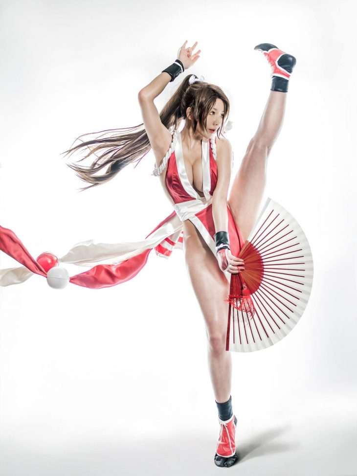 Cosplay da Mai Shiranui - 08