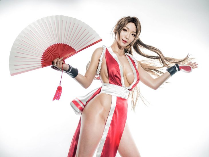 Cosplay da Mai Shiranui - 09