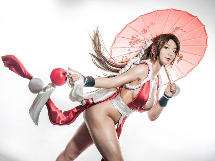Cosplay da Mai Shiranui - 10
