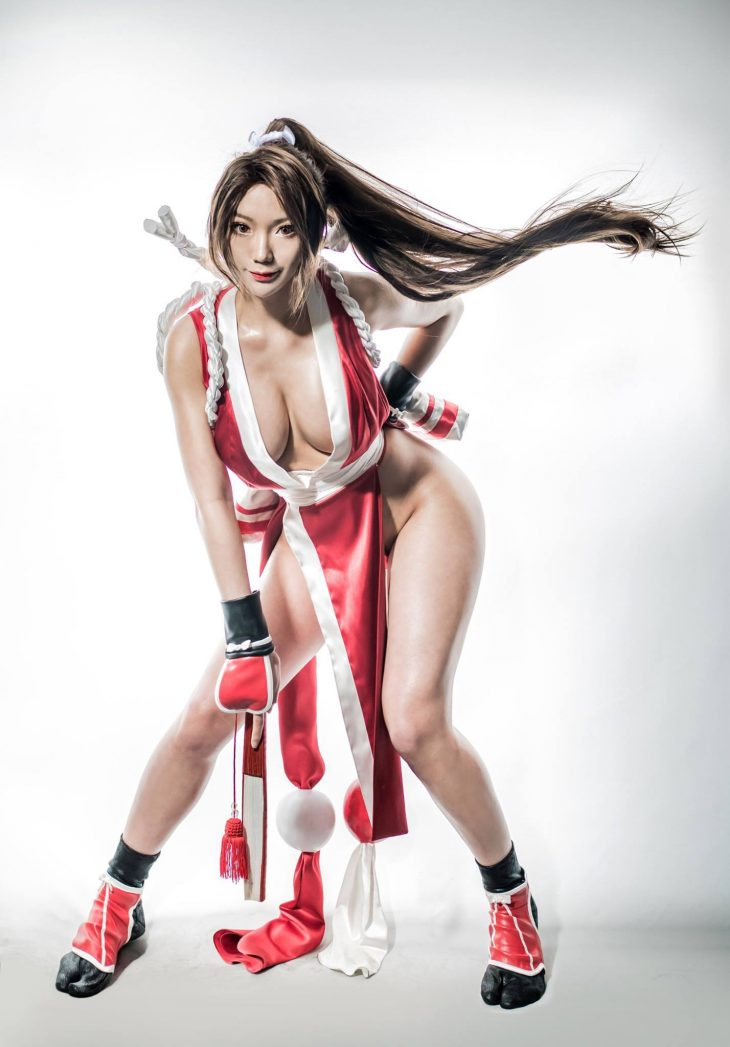 Cosplay da Mai Shiranui - 11