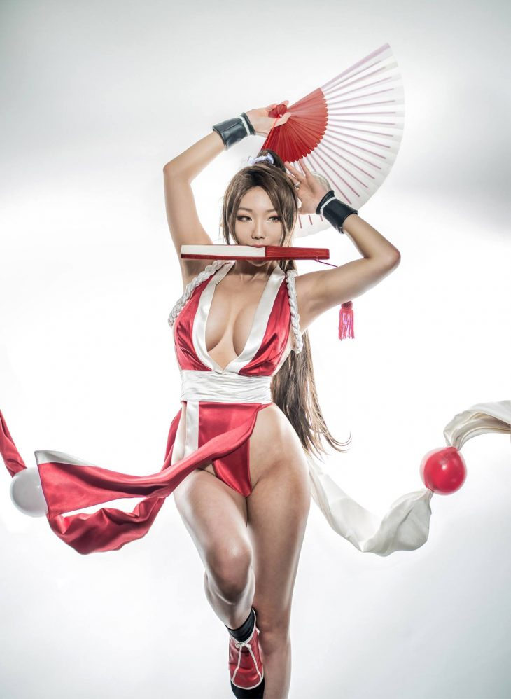 Cosplay da Mai Shiranui - 12
